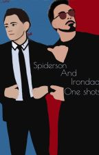 Iron Dad and Spider Son One-Shots by marvel_who