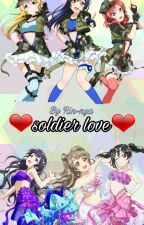 ❤Soldier Love❤ by GastlyLaPokemon