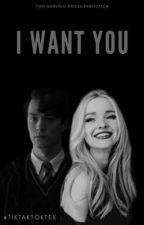 I Want You ( Tom Marvolo Riddle ) { ASKIDA } by tikTaktokTek