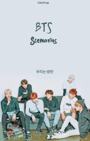 BTS Scenarios - Cheat (you)    BTS - Wattpad