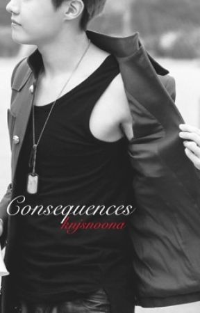 Consequences by this8bitheart