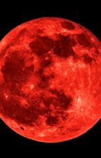 Pełnia krwawego księżyca by MysteriusRebel