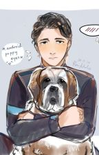Connor x Reader by Ann_Poof