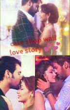 TS on abhigya: Cake Shop Wali Love Story... by strangerincity