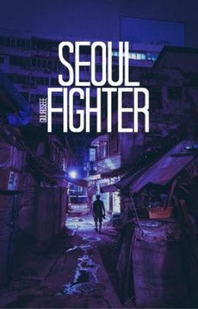 Seoul Fighter by giuliroseee