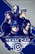 Como sobreviver ao Team Cap by mayarogersbarnes