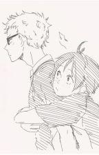 En tus labios (Tsukishima x Yamaguchi)- One shot Haikyuu by xBombonx
