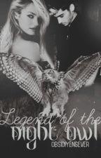 Legend Of The Night Owl by obsidiyensever