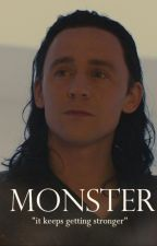 Loki x Reader - Monster [on hold] by Ilovejamesbarnes