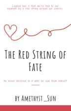 The Red String of Fate by Amethyst_Sun