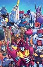 Transformers X Reader by SeraphsLullaby
