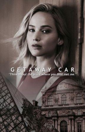 Getaway Car by harryhunny