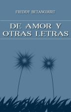 De amor y otras letras. by PoloFB