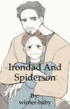 Iron dad and spider baby one-shots  by winter-baby