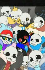 Au Sans x Reader oneshots  by I_LOVE_THIS_USERNAME