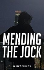 Mending The Jock by lanogaxeH