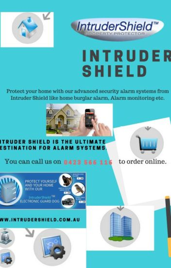Home Alarm Security Systems from Intruder Shield