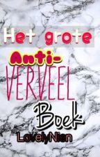 Het GROTE anti- verveel boek by LovelyNien
