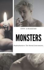 Monsters | Alec Lightwood [ 1 ] by NoSpaces123