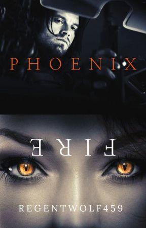 Phoenix Fire (Book 1.5 of the Winter's Series) by regentwolf459
