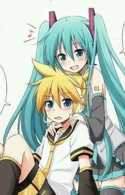 Miku-chan! I love you