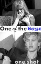 One of the Boys-One shot by TaraListon