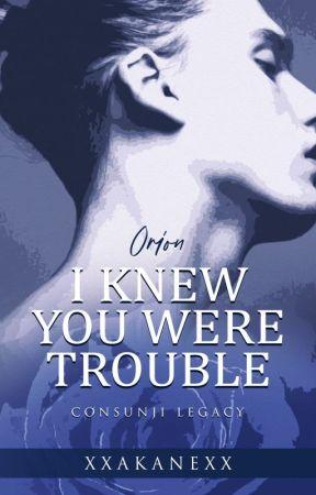 I knew you were trouble by xxakanexx