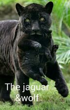 The Jaguar and Wolf by steens