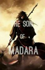 The Son Of Madara  by Spartan-115