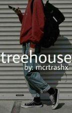 treehouse (frerard) by mcrtrashx