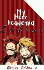 Zodiaco My Hero Academia by Valeriasaurio