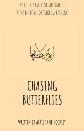 Chasing Butterflies by april-jane