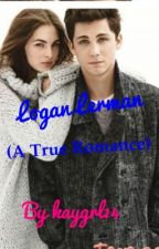Logan Lerman (A True Romance) by kaygrl14