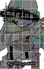 Imagina[One-Shot/ErrorInk] by mayte1649
