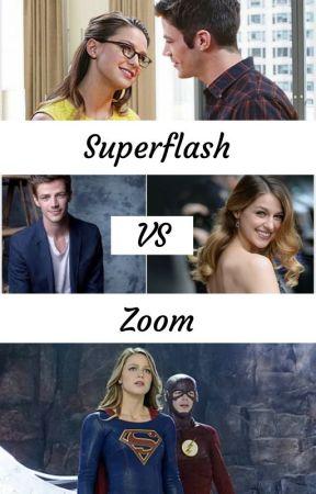 Superflash vs Zoom (Rewritten) by VY_Anti_Hero