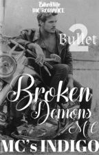 MC's Indigo (Broken Demons MC #2) by Bikerwife