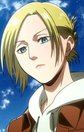 I think I'm In Love (Annie LeonhartxFemReader) by Ayahime0