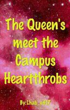 Four Girls meet the Campus Heartthrobs by ricamaelabrador