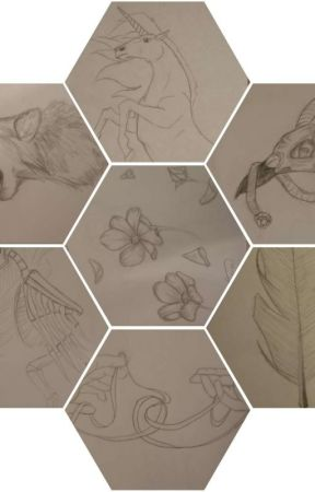 Drawings by Fierce_Chesire