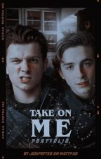TAKE ON ME | GRAPHIC PORTFOLIO by JediPotter