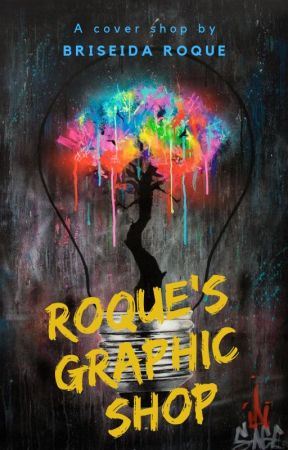 roque's graphic shop | open by -blossomrxque