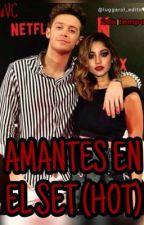 Amantes En El Set Ruggarol Hot  by HistorysSad