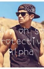 My, oh so protective Alpha by maddieseda707