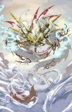 Konoha's Guardian Dragon by trinikirito
