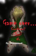 Game Over... (Depressed Ben Drowned x Reader) by raven_claw4