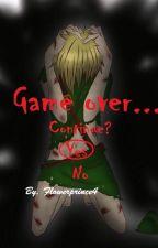 Game Over... (Depressed Ben Drowned x Reader) by flowerprince4