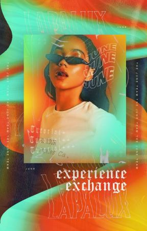   THE JUNE TEAM   EXPERIENCE EXCHANGE by TheJuneTeam