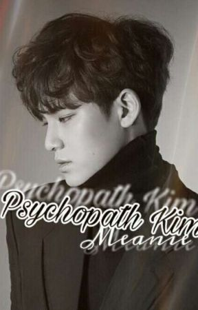 Psychopath KIM •Meanie• by AWulanDOhSs