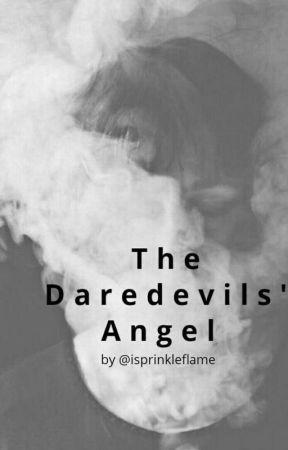 The Daredevils' Angel by isprinkleflame