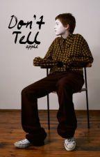 ✓ Don't Tell - IT Cast au by sxdie-mxyfield
